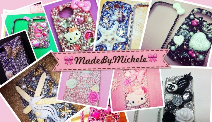 Made by michele home for How to make phone cases at home
